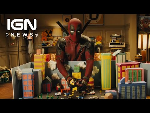 Deadpool 2 Test Screenings Outscore Original's - IGN News (видео)