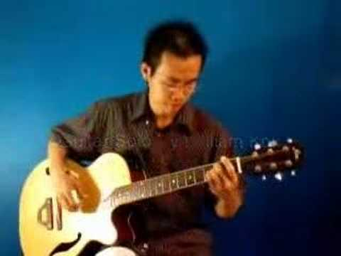 Stand By Me Guitar Solo - FBDE07-01 - http://williamkok.com