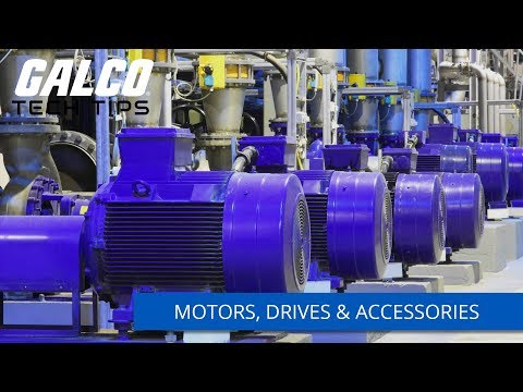 Motors: The Backbone of Modern Automation - A Galco TV Tech Tip