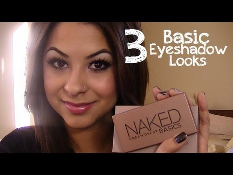 Basics - READ HERE: This was requested by a lot of people, so I hope everyone likes it. Yes, it's neutral shadows, but great basic techniques on how to get 3 basic lo...