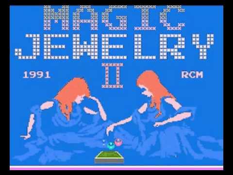 Magic Jewelry II NES