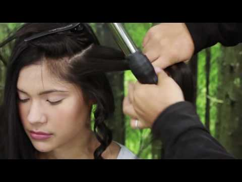 How to get Big, Bouncy, Voluminous Hair ¦ Josh Denholm ¦ Layered