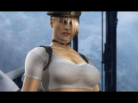 遊戲史上最性感的五位女角色!當然有不知火舞阿~