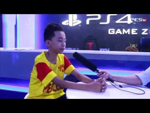 [PES 2016] Phỏng vấn game thủ trước trận đấu | BÓNG ĐÁ FAN CUP 2016