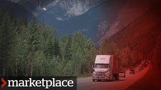 Video Testing truck safety: Are you safe on the road? (Marketplace) MP3, 3GP, MP4, WEBM, AVI, FLV Oktober 2018
