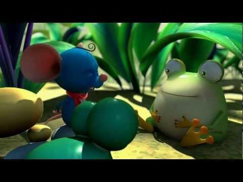 Dưới bóng cây - Hoạt hình 3D Việt Nam - Colory animation