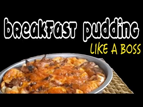Video Breakfast Pudding...LIKE A BOSS download in MP3, 3GP, MP4, WEBM, AVI, FLV January 2017