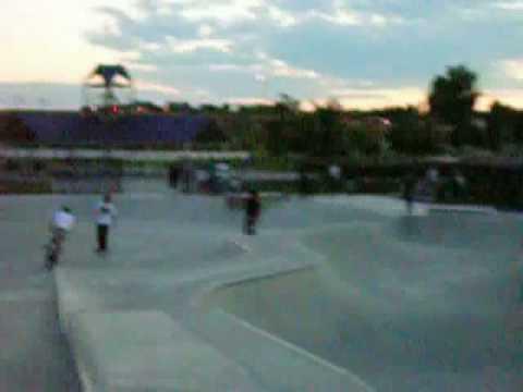Skate Park in Aurora, CO