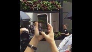 Thanks to (Olivia Quay) for video Follow us here: Roger Federer: https://twitter.com/VIKI_RF https://www.facebook.com/FedFamily...