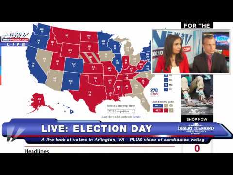 FULL COVERAGE: 2016 Election Night -  Donald Trump Wins Presidency (FNN)