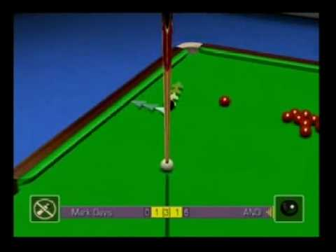World Snooker Championship 2005 Xbox