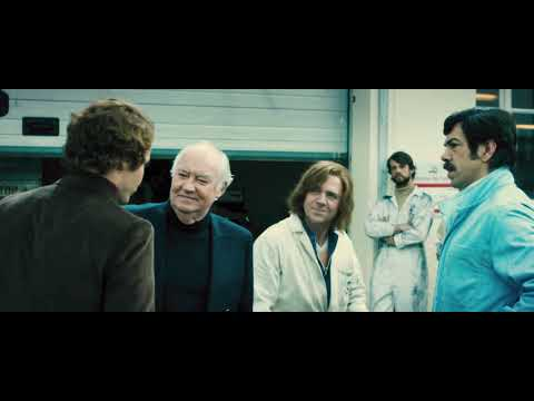 RUSH (2013) | Niki Lauda joins to BRM team - Full scene | Kinoman