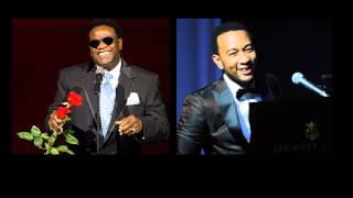 Stay With Me *** Al Green  *ft* John Legend