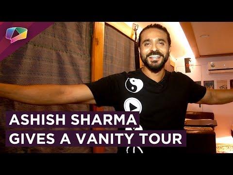 Ashish Sharma Gives India Forums His Vanity Tour |