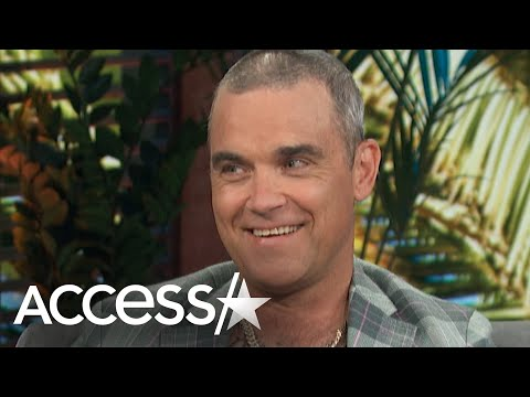 Robbie Williams Gets Honest About Being A Dad To Four Kids