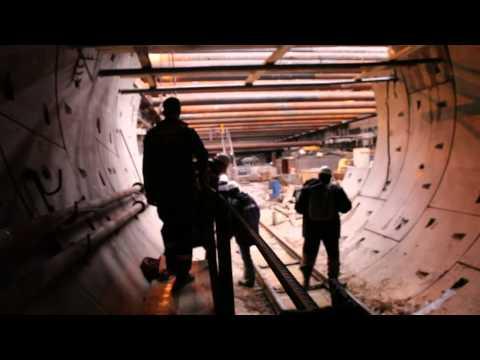 Так строят метро 2013