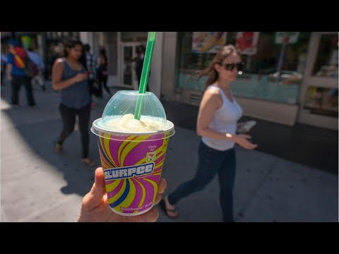 Sweet! 7-Eleven is giving out free Slurpees for its 91st birthday