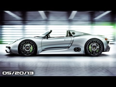 Nic Cage In Chinese Commercial, Porsche 918 Spyder, Honda in F1, TRD Lexus IS F-Sport