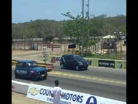 Renault 4 cuarto de milla