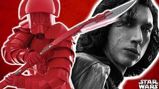Video Why Kylo Said PRAETORIAN GUARDS Were MORE POWERFUL Than Him - Star Wars Explained MP3, 3GP, MP4, WEBM, AVI, FLV Juni 2018