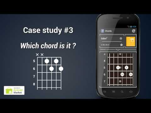 Video of Chord! (Guitar Chord Finder)