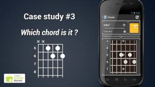 Chord! (Guitar Chord Finder) Vídeo YouTube