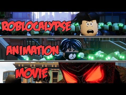 Roblocalypse Animation MOVIE - Roblox Music Video