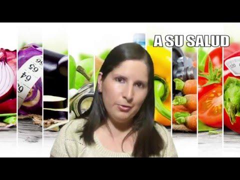 A su salud 002 - Nutricion - Entrada a Clases