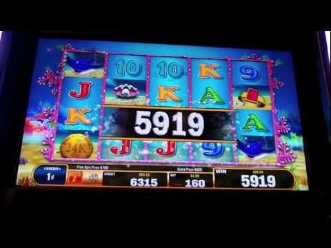 Bally - Fish'n for Loot Slot Machine Bonus