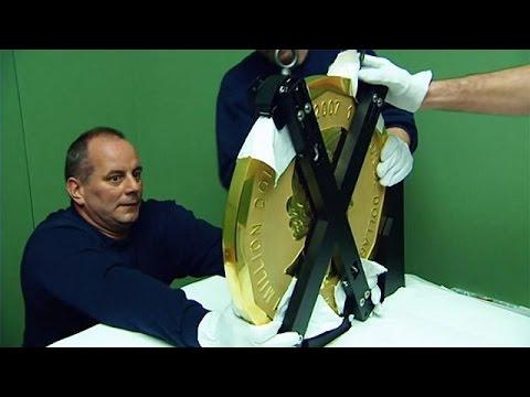 Γερμανία: Εκλάπη το χρυσό νόμισμα του ενός εκατομμυρίου δολαρίων