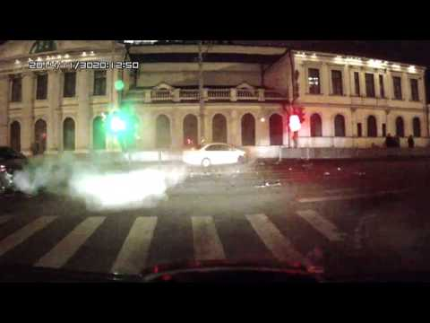 Авария в Москве