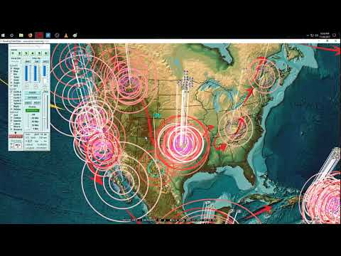 11/26/2017 -- Global Earthquake Forecast -- Massive deep earthquake event underway -- Unrest coming