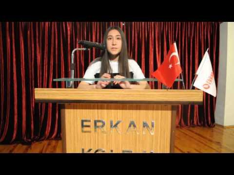 Introducing myself for BEST CONTEST TURKEY - Arya Şahingöklü