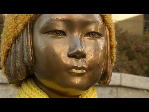Streit um Zwangsprostituierte zwischen Südkorea und Japan