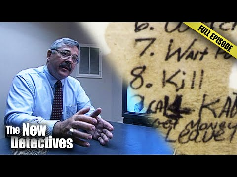 Signed In Blood | FULL EPISODE | The New Detectives