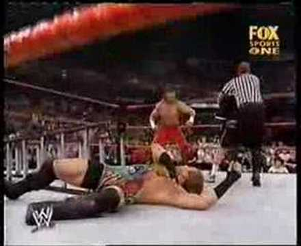 Fan attacks Eddie Guerrero