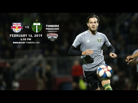 Video: New York Red Bulls vs. Portland Timbers | Preseason | Feb. 16, 2019