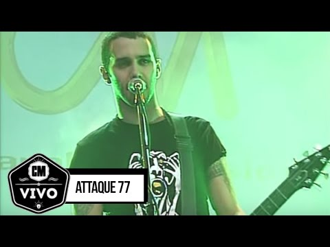 Attaque 77 video CM Vivo 2004 - Show Completo