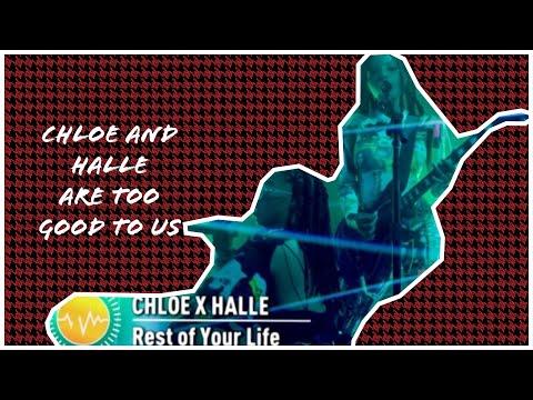 "Chloe x Halle ""ROYL"" (Global Goal Concert) Reaction!"