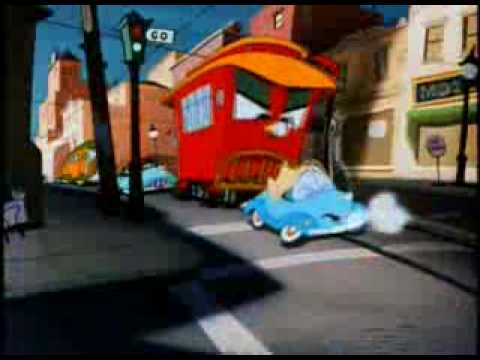 cartoon - The story of Susie the lil blue coupe. Please visit us at the original and still the best - mickeysdisneystore.com.