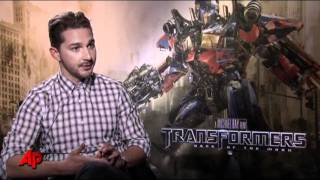 Shia LaBeouf :'I'm Done With 'Tansformers'
