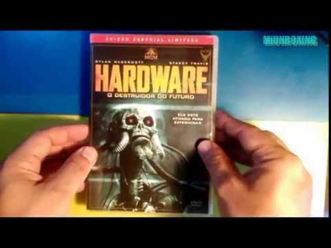 "Unboxing DVD Z4 de ""Hardware"" Edición Especial (1990)"