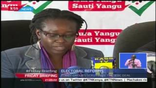 Friday Briefing Full Bulletin 19th August 2016 with Betty M Kyalo