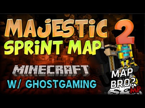 umap - Join me and ... GHOSTeez in that MAJESTIC sprint map called ... well ... majestic sprint map 2 :D The map is made by LarryGoesMining (link below) and this ma...