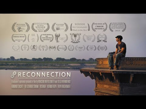 RECONNECTION - A first feature film set in Vrindavan (FULL MOVIE)