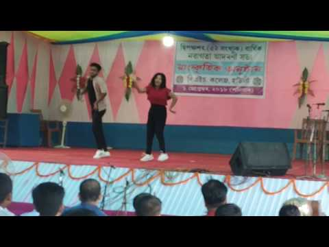 Video Chogadha tada song performance at bh college howly  omg performance download in MP3, 3GP, MP4, WEBM, AVI, FLV January 2017
