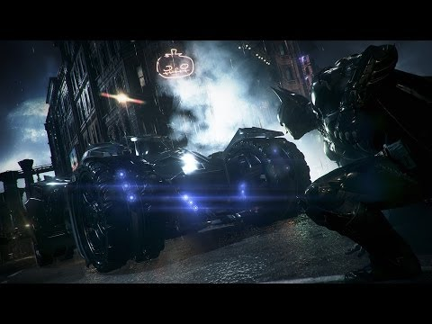 Batman: Arkham Knight – Official Gameplay Trailer | Video