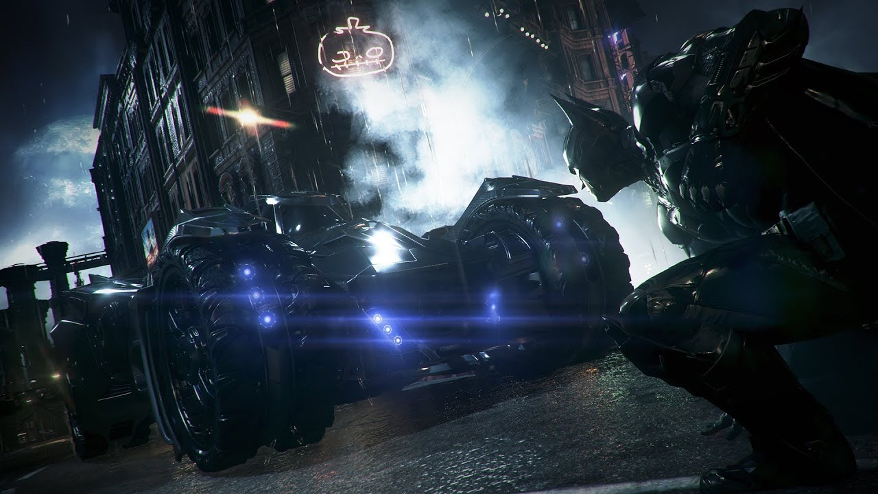 "[Batman: Arkham Knight] ""Evening the Odds"" – Gameplay reveal Trailer"