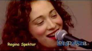 Regina Spektor - On the Radio (Lollapalooza 2007)