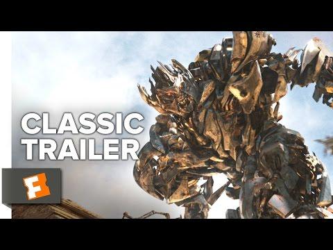 Transformers: Revenge of the Fallen (2009) Official Trailer - Shia LaBeouf, Megan Fox Movie HD